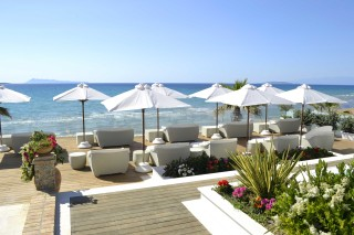 gallery delfino blu wellness boutique hotel organized beach