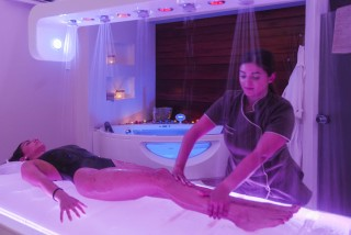 spa delfino blue massage