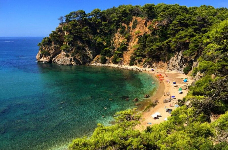 alonaki beach parga