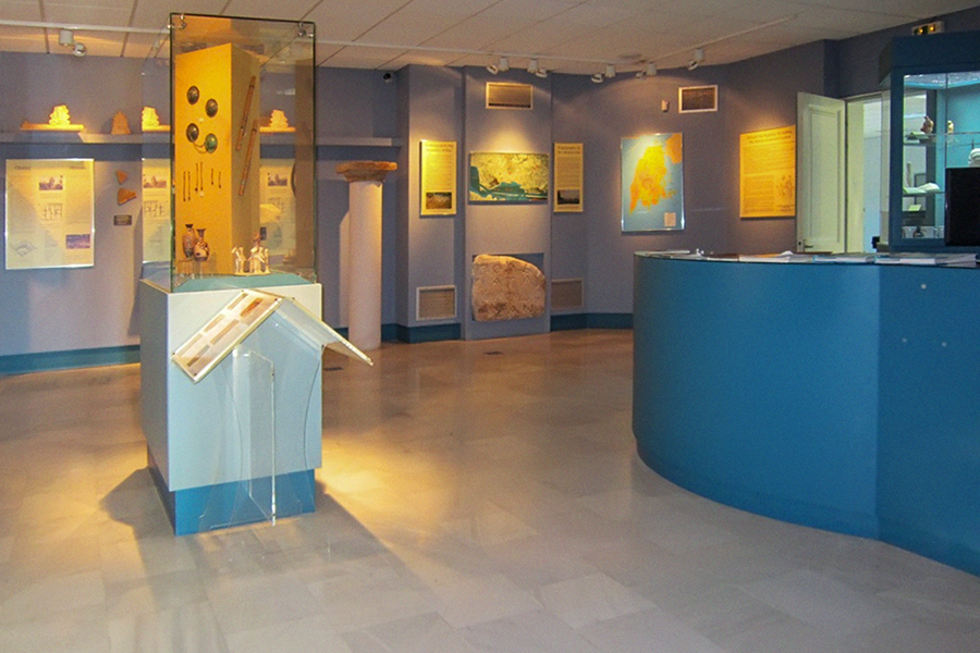 archaeological museum lefkada