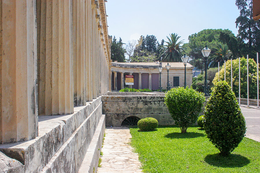 museum of asian art corfu town