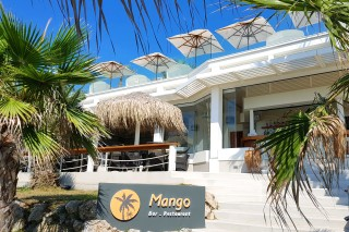 mango beach bar delfino blu