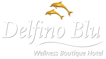 Delfino Blu Wellness Boutique hotel on Korfu